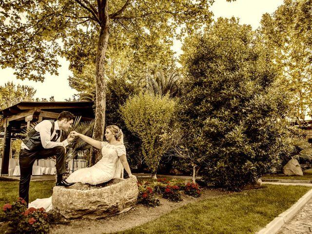 La boda de Cristian y María en Torrejon De La Calzada, Madrid 34