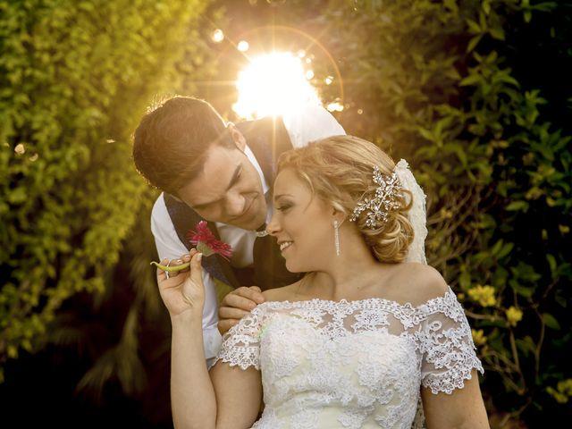La boda de Cristian y María en Torrejon De La Calzada, Madrid 35