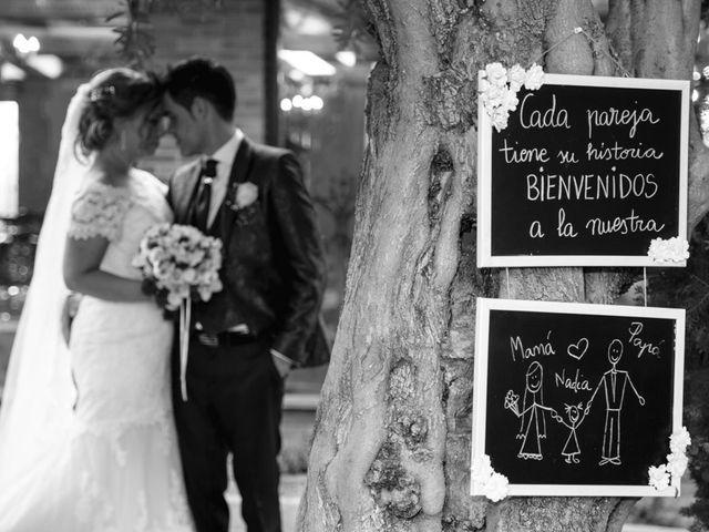 La boda de Cristian y María en Torrejon De La Calzada, Madrid 37