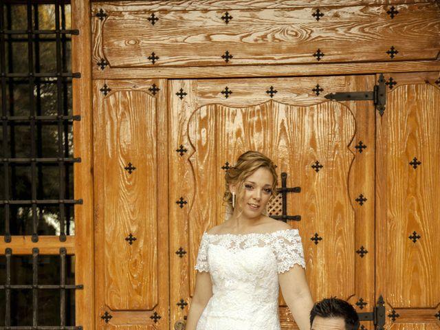 La boda de Cristian y María en Torrejon De La Calzada, Madrid 38