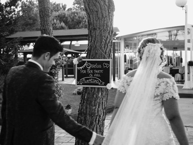 La boda de Cristian y María en Torrejon De La Calzada, Madrid 40