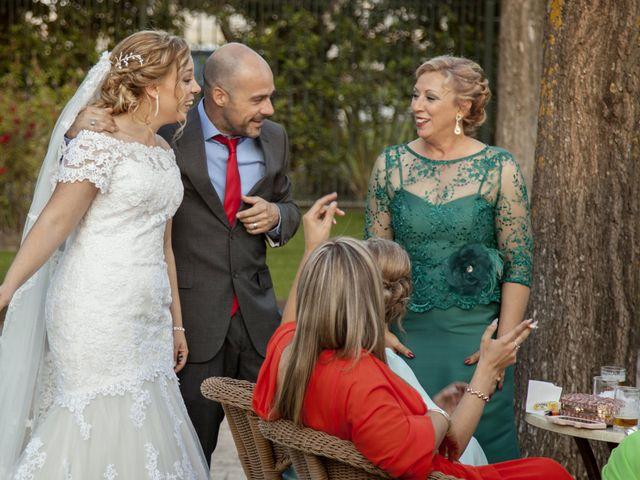 La boda de Cristian y María en Torrejon De La Calzada, Madrid 42