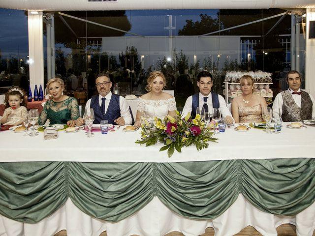 La boda de Cristian y María en Torrejon De La Calzada, Madrid 44