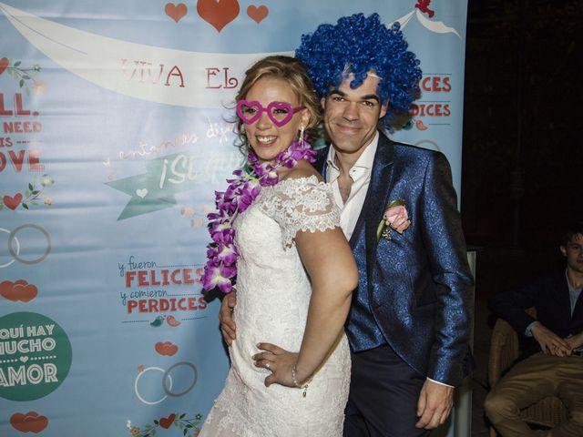 La boda de Cristian y María en Torrejon De La Calzada, Madrid 50