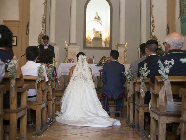 La boda de Antonio y Estefanía  en Caudete, Albacete 2
