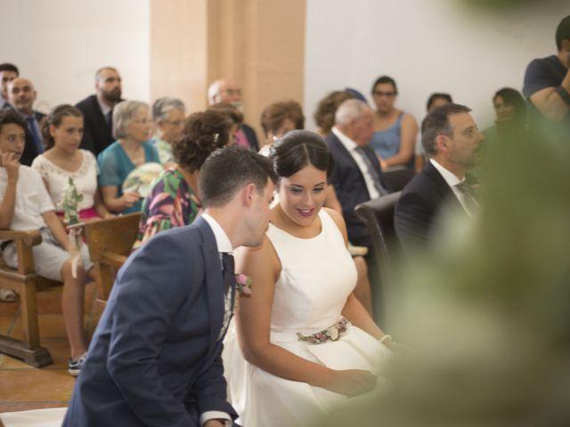 La boda de Antonio y Estefanía  en Caudete, Albacete 3