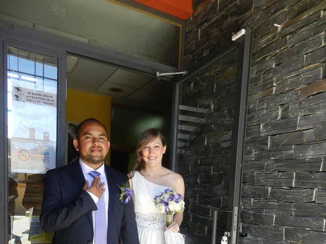 La boda de Victor y Chloe en Madrid, Madrid 2