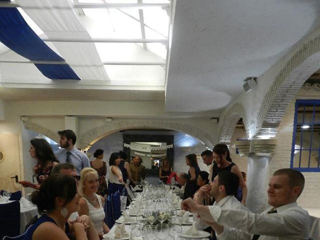 La boda de Victor y Chloe en Madrid, Madrid 8