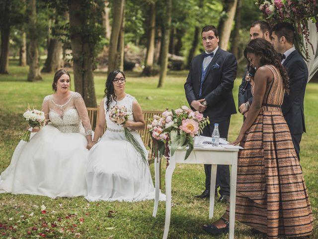 La boda de Andrea y Lucia en Las Fraguas, Cantabria 11