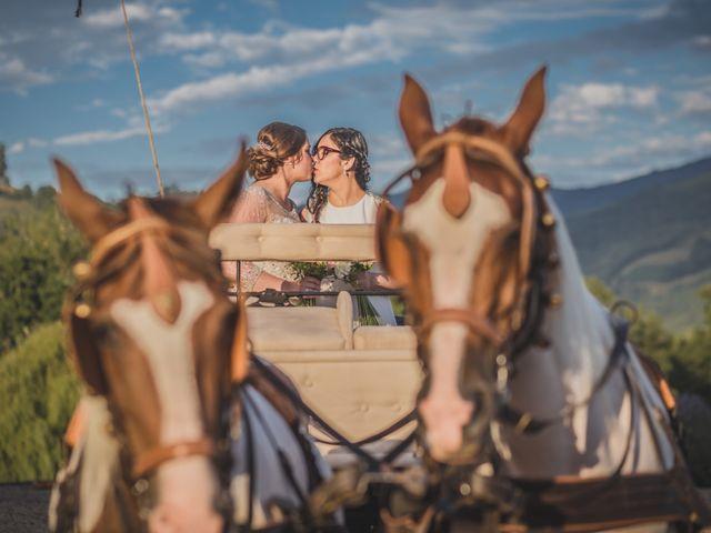 La boda de Andrea y Lucia en Las Fraguas, Cantabria 2