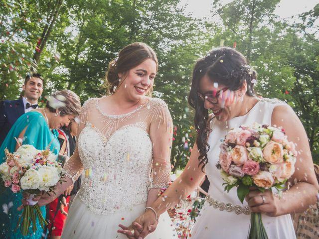 La boda de Andrea y Lucia en Las Fraguas, Cantabria 20