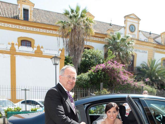 La boda de Jose y Lola en Sevilla, Sevilla 12