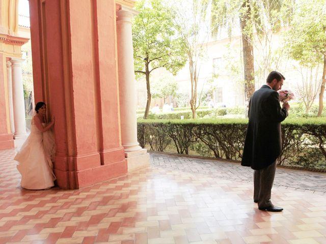La boda de Jose y Lola en Sevilla, Sevilla 19
