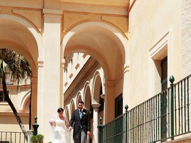 La boda de Jose y Lola en Sevilla, Sevilla 22