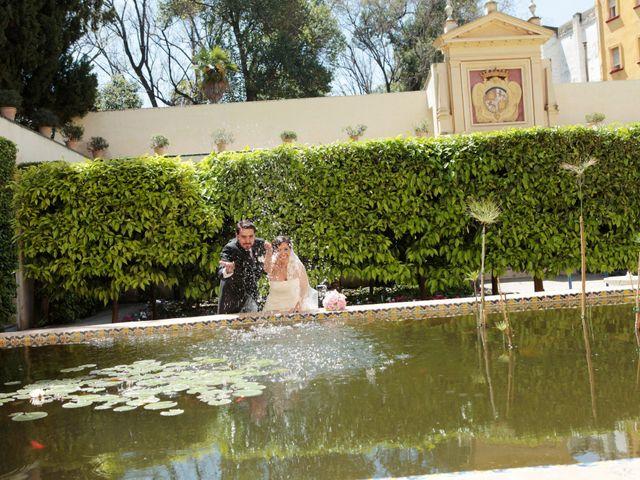 La boda de Jose y Lola en Sevilla, Sevilla 23