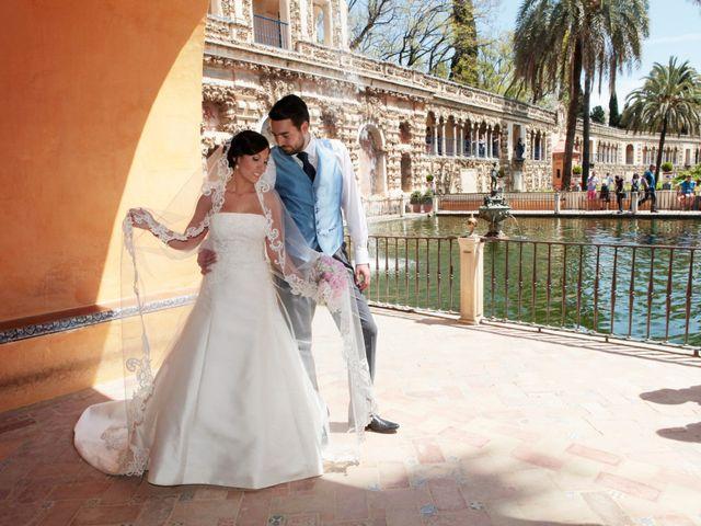La boda de Lola y Jose