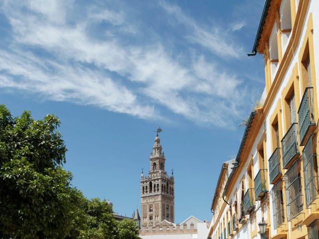 La boda de Jose y Lola en Sevilla, Sevilla 25