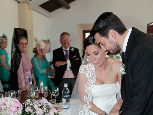 La boda de Jose y Lola en Sevilla, Sevilla 28