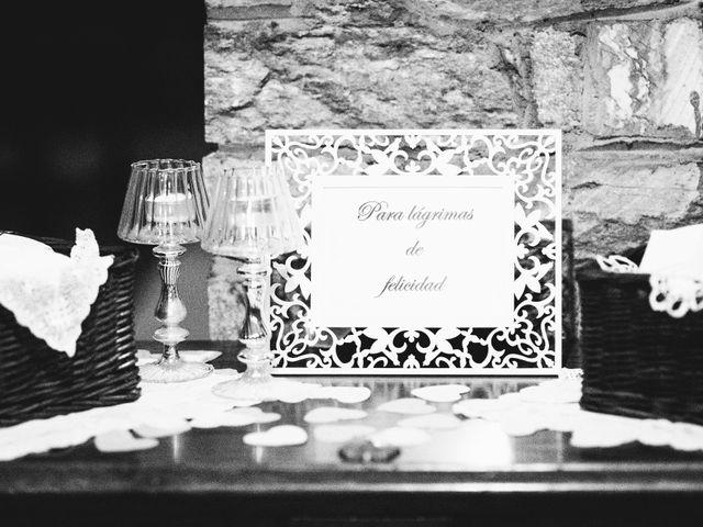La boda de David y Marta en San Andres De Montejos, León 7