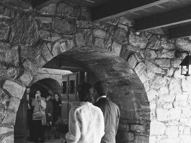 La boda de David y Marta en San Andres De Montejos, León 15