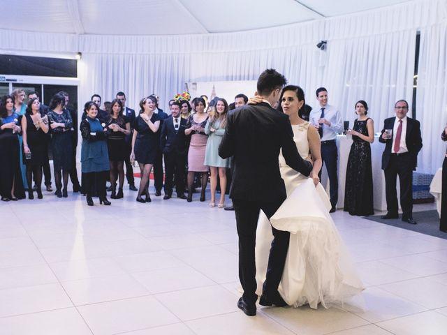 La boda de David y Marta en San Andres De Montejos, León 2