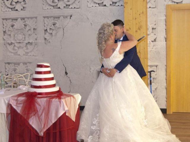 La boda de Juan y Romina en Rubena, Burgos 1