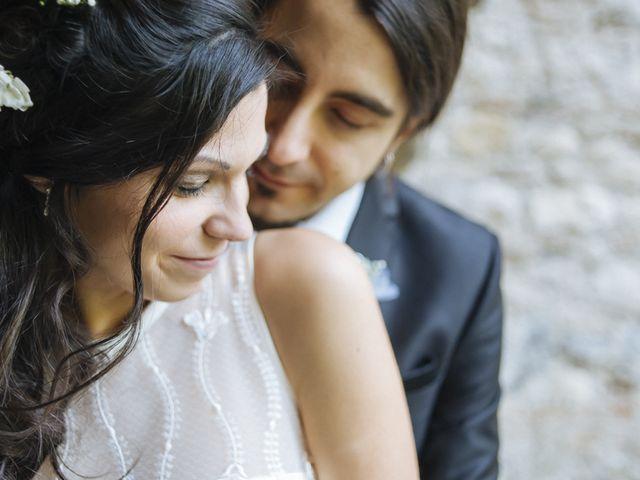 La boda de Violeta y Xavi