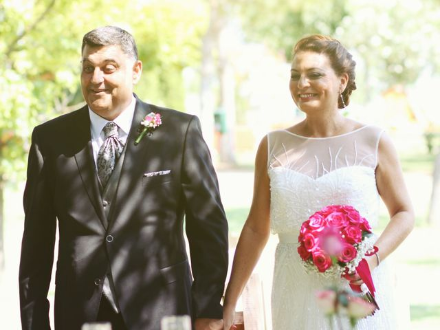 La boda de Ramon y Trini en Alcarras, Lleida 1