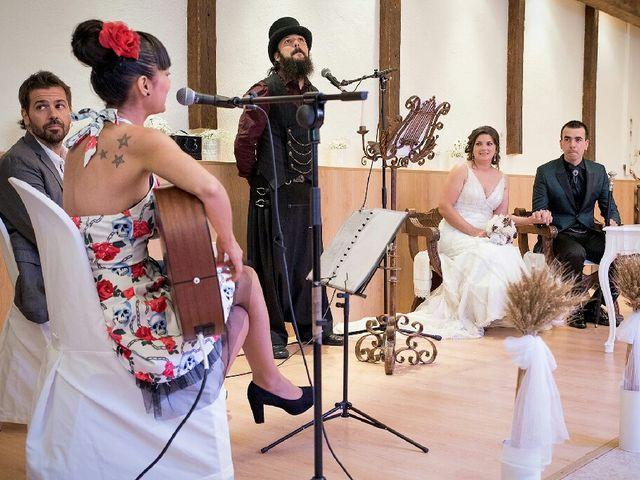 La boda de Héctor y Sharay en Pamplona, Navarra 8