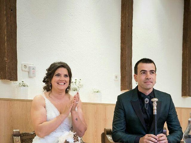 La boda de Héctor y Sharay en Pamplona, Navarra 1