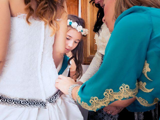 La boda de Pablo y Mary en Caravaca De La Cruz, Murcia 2