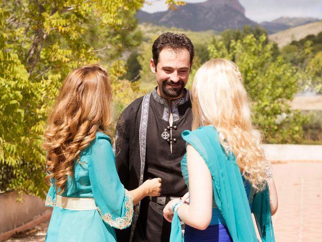 La boda de Pablo y Mary en Caravaca De La Cruz, Murcia 6