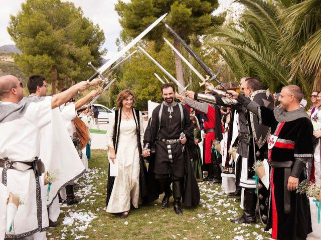 La boda de Pablo y Mary en Caravaca De La Cruz, Murcia 7