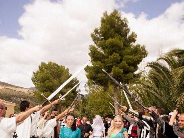 La boda de Pablo y Mary en Caravaca De La Cruz, Murcia 8