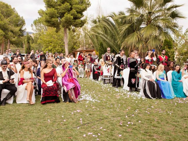 La boda de Pablo y Mary en Caravaca De La Cruz, Murcia 9