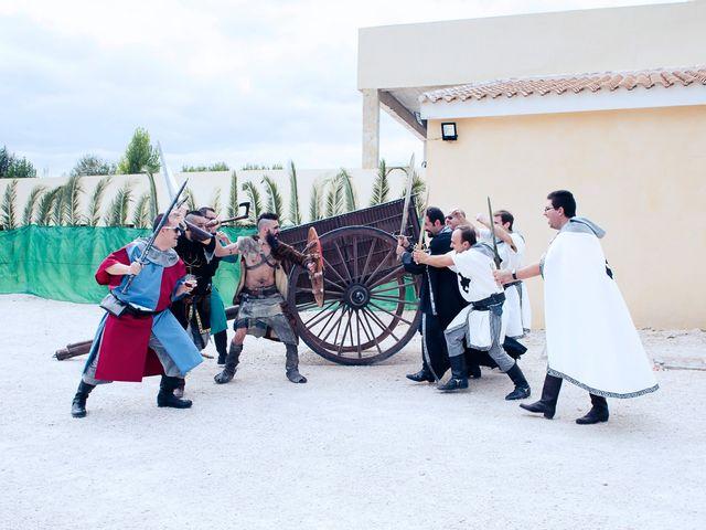 La boda de Pablo y Mary en Caravaca De La Cruz, Murcia 14