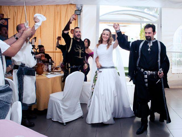 La boda de Pablo y Mary en Caravaca De La Cruz, Murcia 28