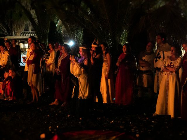 La boda de Pablo y Mary en Caravaca De La Cruz, Murcia 39