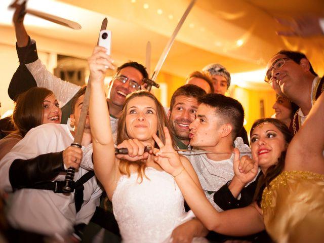 La boda de Pablo y Mary en Caravaca De La Cruz, Murcia 43