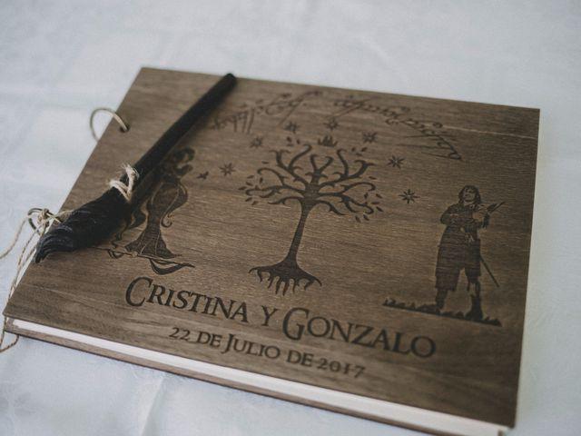 La boda de Gonzalo Navarro y Cristina Onrubia en Madrid, Madrid 6