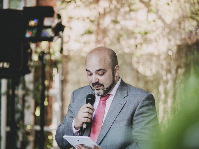 La boda de Gonzalo Navarro y Cristina Onrubia en Madrid, Madrid 8