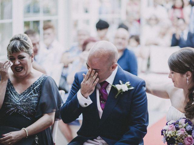 La boda de Gonzalo Navarro y Cristina Onrubia en Madrid, Madrid 9