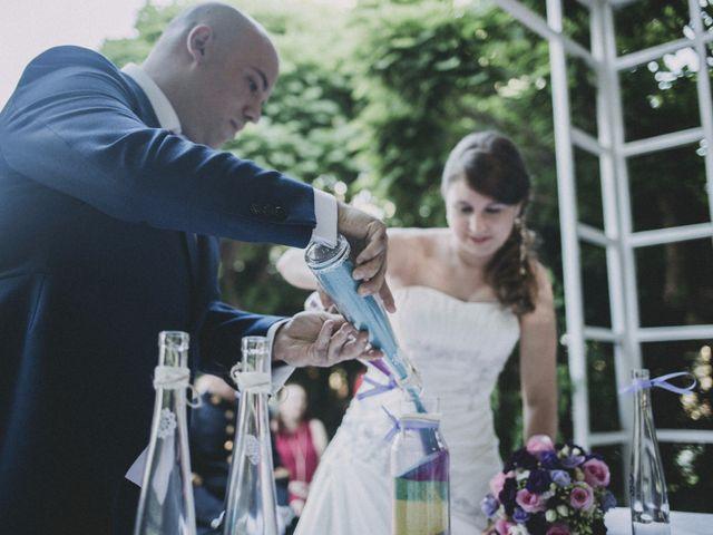 La boda de Gonzalo Navarro y Cristina Onrubia en Madrid, Madrid 11