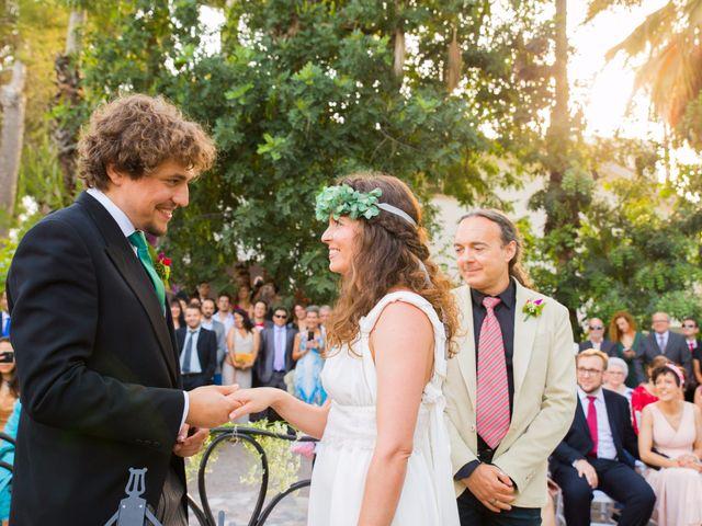La boda de Javi y Maribel en Murcia, Murcia 34