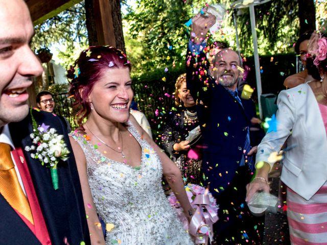 La boda de Jose y Carmen en Madrid, Madrid 33