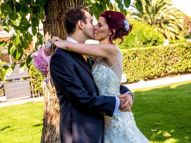 La boda de Jose y Carmen en Madrid, Madrid 34