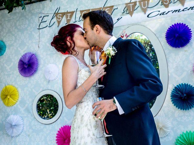 La boda de Jose y Carmen en Madrid, Madrid 42