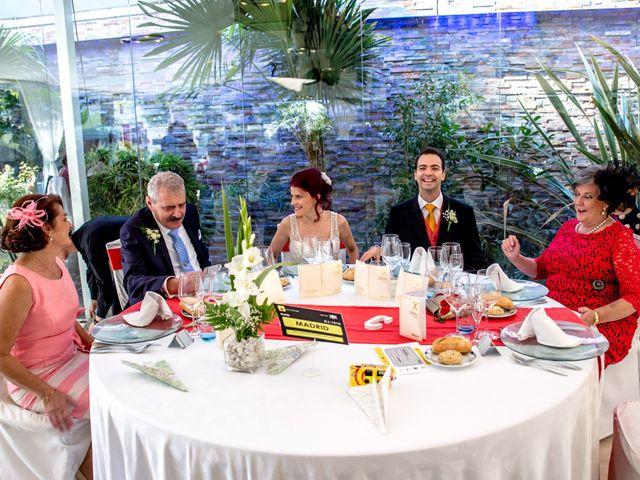 La boda de Jose y Carmen en Madrid, Madrid 43