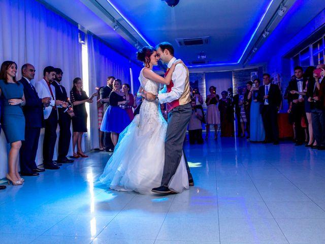 La boda de Jose y Carmen en Madrid, Madrid 54