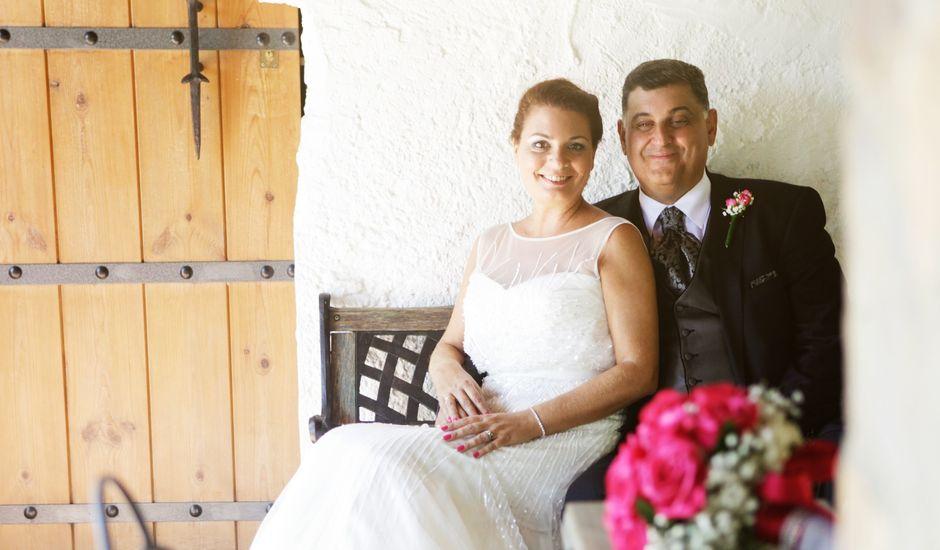 La boda de Ramon y Trini en Alcarras, Lleida